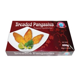 Ảnh của BREADED PANGASIUS FISH 600G