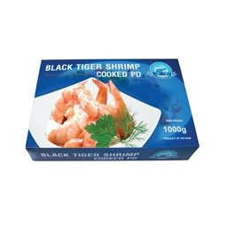 Ảnh của COOKED BLACK TIGER SHRIMP PD